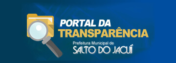 Portal Transparencia Salto do Jacuí, RS