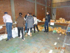 36314151_872533592955577_3150990528938508288_n-1-300x225 Mais uma distribuição de alimentos do Programa de Aquisição de Alimentos (PAA)