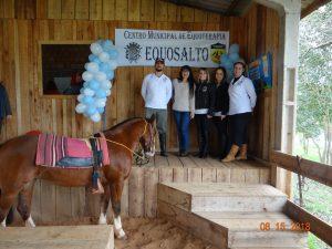 39891524_287316165390190_5159380084804550656_n-300x225 Centro de Ecoterapia comemora 3 anos de instalação aqui em Salto do Jacuí.
