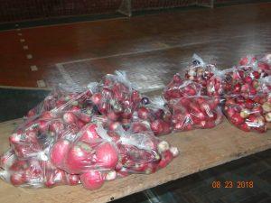 40131405_1531175170362638_7370821542508232704_n-300x225 Mais uma entrega de alimentos pelo Programa de Aquisição de Alimentos-PAA