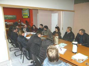 40137556_303549740223884_6941219268381900800_n-300x225 Poder Executivo Municipal de Salto do Jacuí em reunião com o Poder Legislativo Municipal.