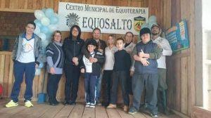 TERAPIA-300x168 Centro de Ecoterapia comemora 3 anos de instalação aqui em Salto do Jacuí.