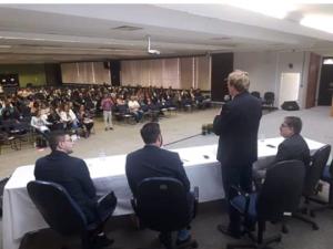educação-300x225 Secretaria Municipal de Educação (SMEC) participou do 29°Fórum Regional da UMDIME/RS.